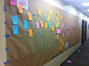 Student Journey Map - Day 1